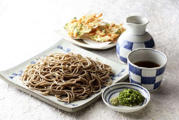 そばや麺の多彩な食べ方