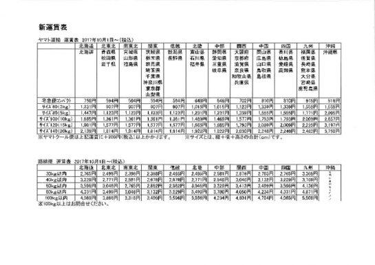 新運賃表(税込)のサムネイル